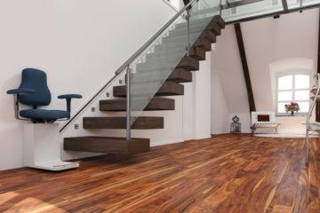 Treppenlifte: Förderung durch die KfW möglich