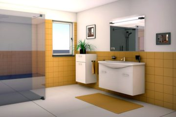 Das barrierefreie Bad: Komfort für heute und morgen